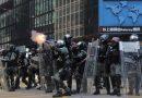 Líder de Hong Kong promete medidas mais rígidas após dia violento