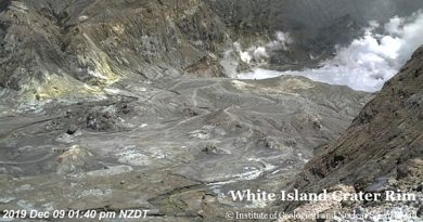 Hotspot turístico e o vulcão mais ativo da Nova Zelândia