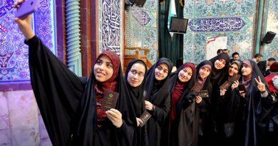 """Líder supremo pede que os iranianos votem e frustrem """"planos e planos"""" dos EUA"""