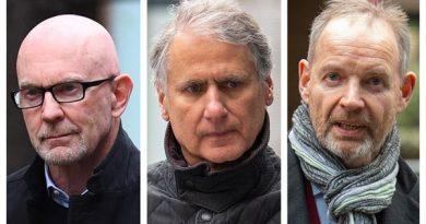 Três banqueiros do Barclays foram inocentados de fraude devido a um acordo de crise de € 4,6 bilhões com o Catar