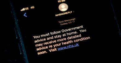 NHS para enviar 'texto de check-in' para aqueles com suspeita de Covid-19