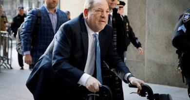 Juiz rejeita tentativa de Weinstein de pagar US $ 19 milhões com acusadores