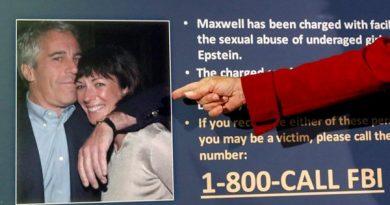 Funcionários 'temem que Ghislaine Maxwell possa tirar sua própria vida sob custódia'