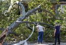 Nove mortos após tempestade tropical Isaias atingir a costa leste dos EUA