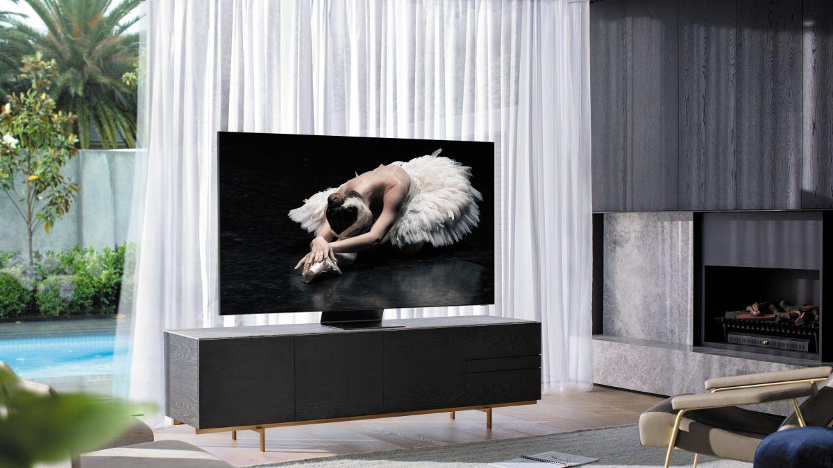 Samsung qled 8k q800t - tv ou projetor