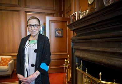Morre Ruth Bader Ginsburg, campeã dos direitos das mulheres, aos 87 anos