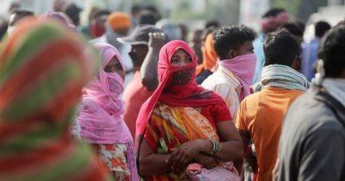 Casos confirmados de coronavírus na Índia chegam a seis milhões