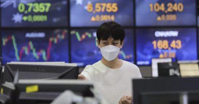 A Coreia do Sul continua tendo aumento nos casos de Covid-19