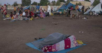 Forças etíopes disseram impedir refugiados de entrar no Sudão