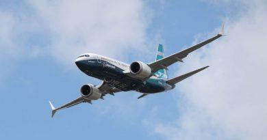 Boeing 737 Max autorizado a voar novamente na Europa a partir da próxima semana