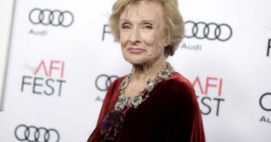 A atriz vencedora do Oscar Cloris Leachman morre aos 94 anos