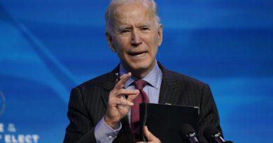 O presidente eleito Biden revela equipe de consultores científicos