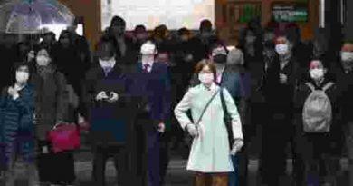 Japão pondera extensão da emergência do coronavírus em Tóquio