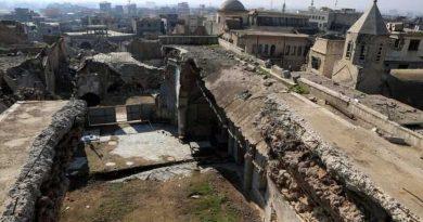 Papa Francisco visitará igrejas profanadas pelo Estado Islâmico em Mosul durante visita ao Iraque