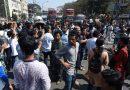 Bombas de gás lacrimogêneo, balas de borracha disparadas contra ativistas do BNP em Dhaka após a morte de escritor de Bangladesh