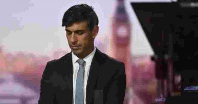 Sunak entrega orçamento de crise para resgatar a economia britânica atingida pela Covid