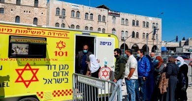 Israel estende campanha de vacina da Covid para trabalhadores palestinos
