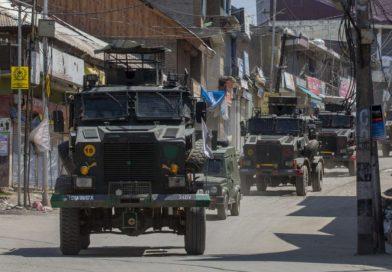 Cinco rebeldes mortos em tiroteio com soldados indianos na Caxemira