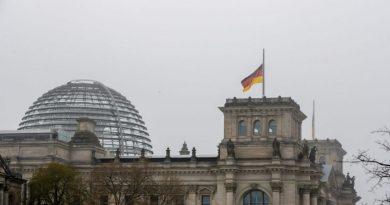 A Alemanha se lembra de quase 80.000 mortos na pandemia de Covid-19
