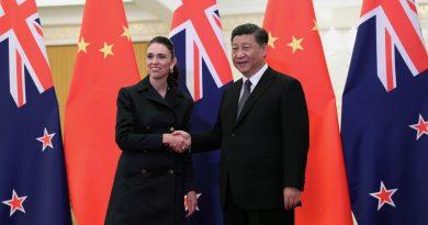 'Difícil de reconciliar': Jacinda Ardern sobre as diferenças da Nova Zelândia com a China
