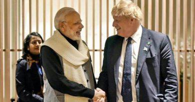 PM Modi, Boris Johnson fará cúpula virtual, Reino Unido enviará mais 1000 ventiladores para a Índia
