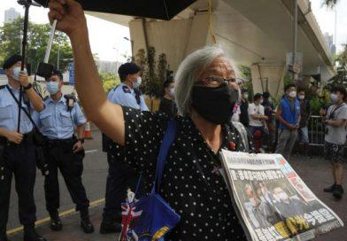 Editor e executivo-chefe negaram fiança no caso do Apple Daily em Hong Kong