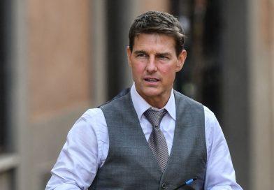 'Maverick, seja nosso ala': Tom Cruise recebe uma ligação de astronautas da SpaceX em órbita    Noticias do mundo